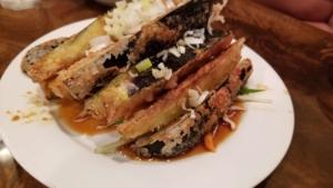 名張市の中華料理敦煌の写真